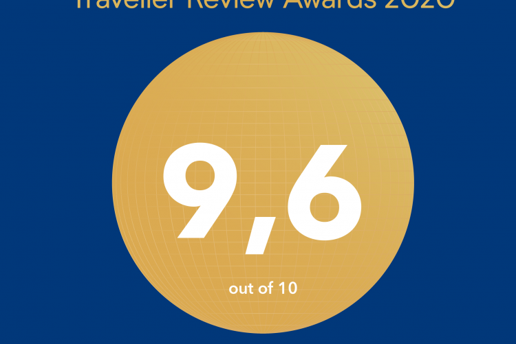 award 2020 booking